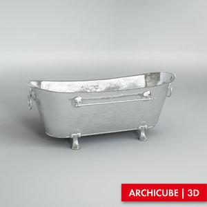 bath bathtube max