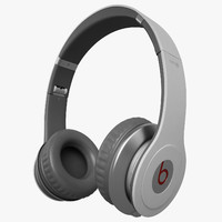 Headphones Monster Beats Solo HD 11