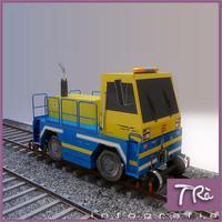 train s rails max