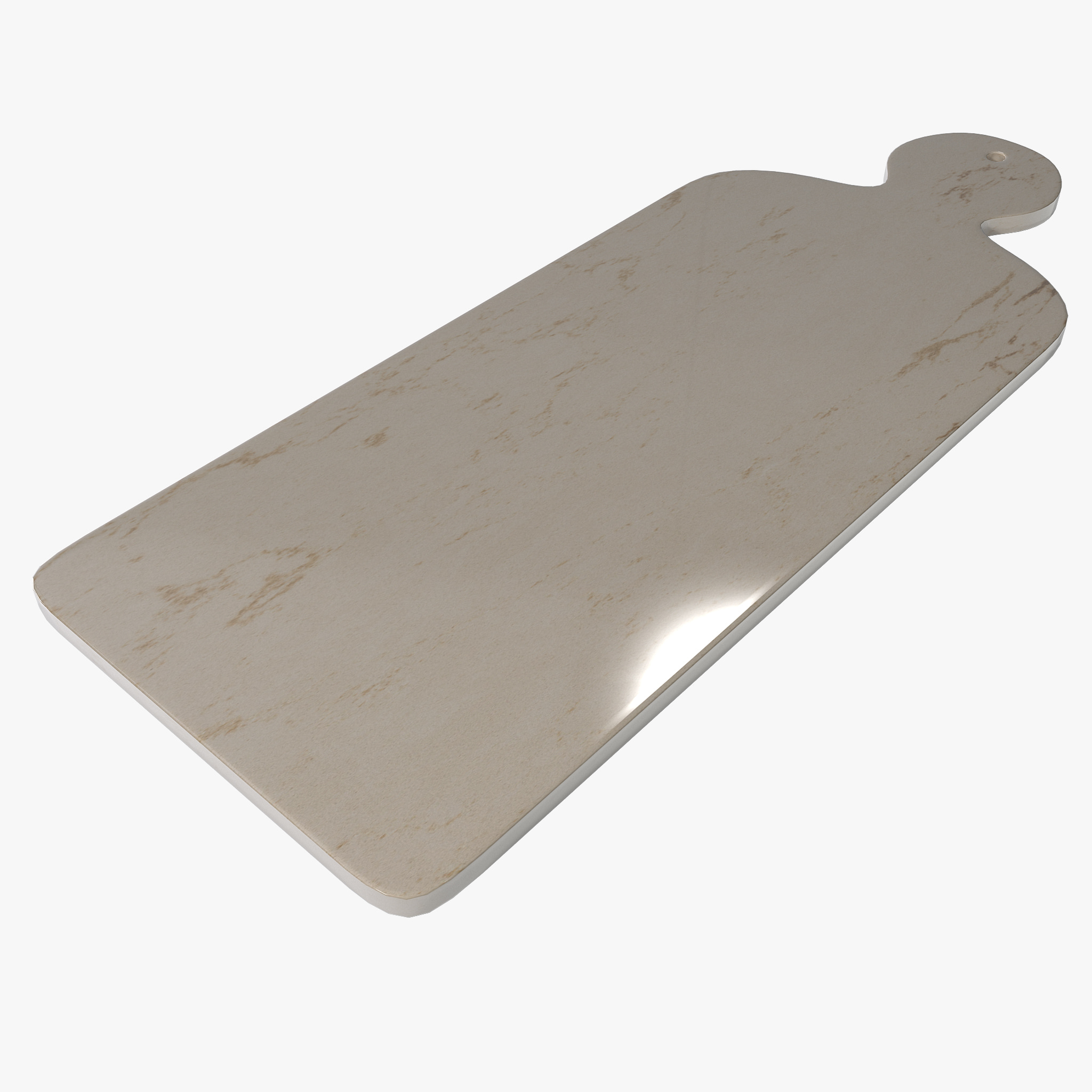 marble cutting board d model, Kitchen design