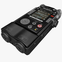 pcm pocket recorder olympus 3d 3ds