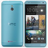 HTC One MIni 2013 Blue