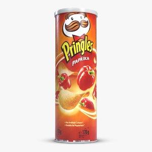 3ds pringles chips 3 paprika