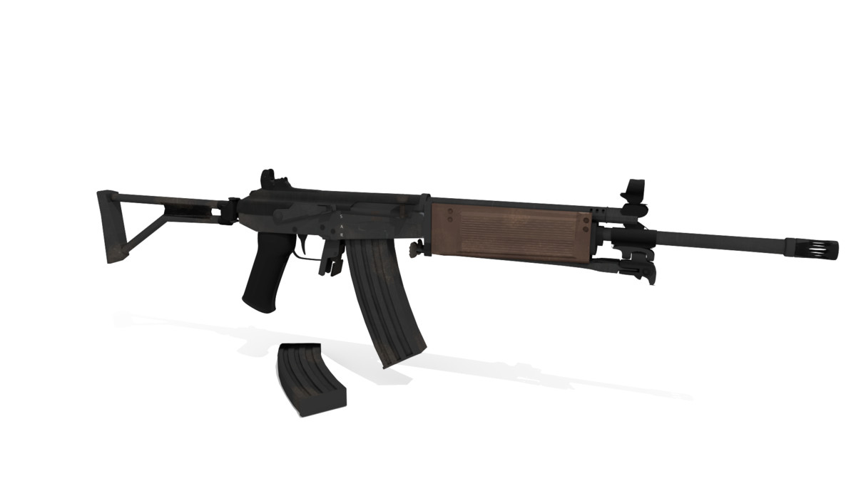 3ds r4 rifle galil