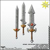 Fantasy Weapon Sword Pack
