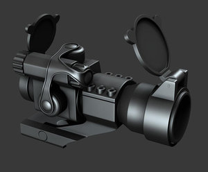 aimpoint scope m68 max