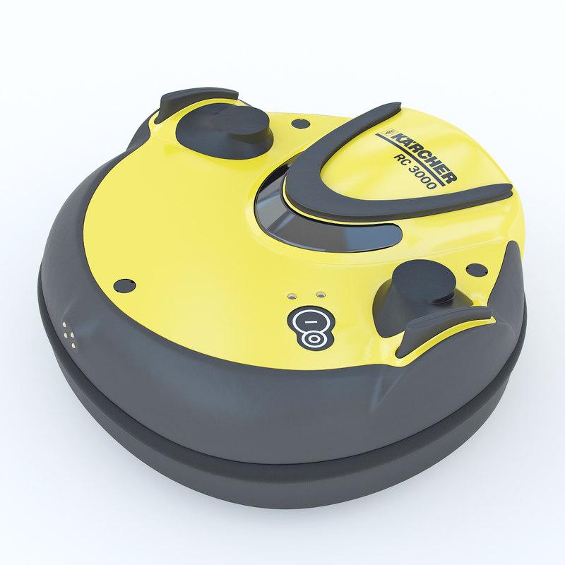 vacuum cleaner karcher rc max