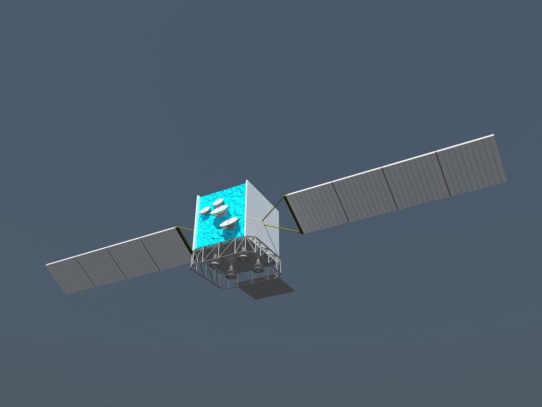 c4d uhf satellite