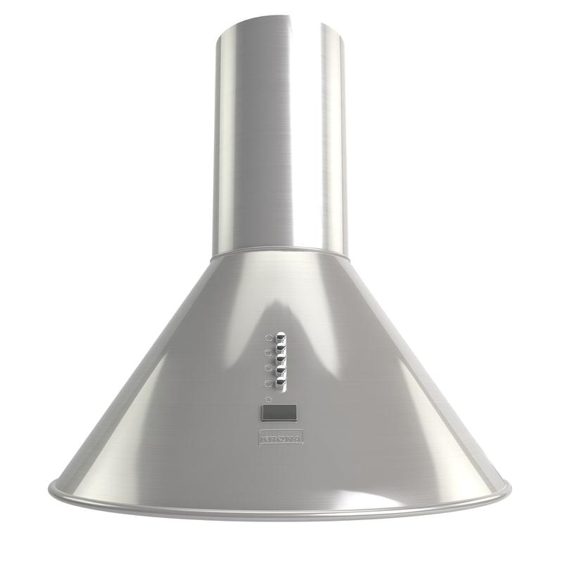 kitchen hood krona helen max free