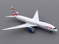 787-8 - British Airways