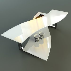 3d model missouri coffee table factory