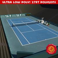 Tennis Court V1