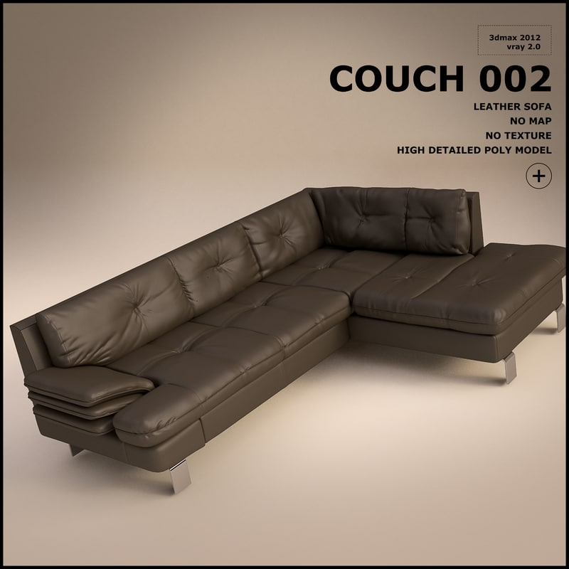 max leather couch