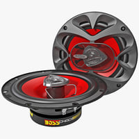 Car Speaker Boss CH6520