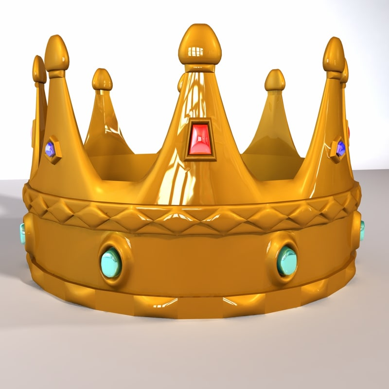golden crown 3ds
