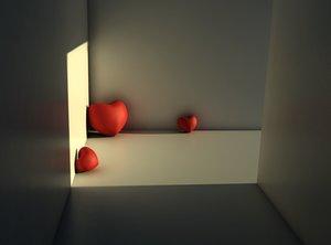 max heart balloons