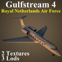 3d gulfstream 4 rnl