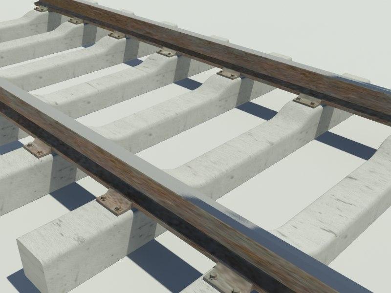 max railroad track