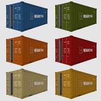 container mc-01 3d max