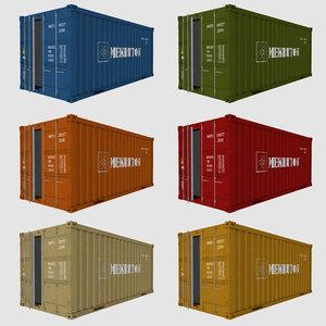 3d container mc-01