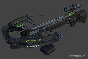 crossbow barnett ghost 400 max