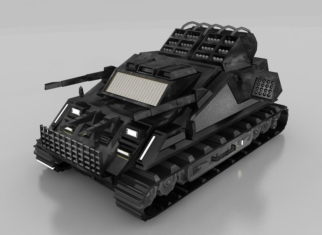 3dsmax vehicle war