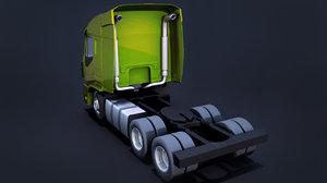maya truck fuzo