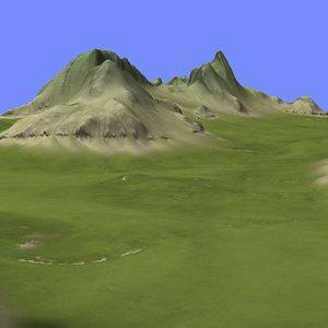 3d metay terrain km-08