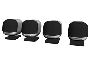 speakers surround max