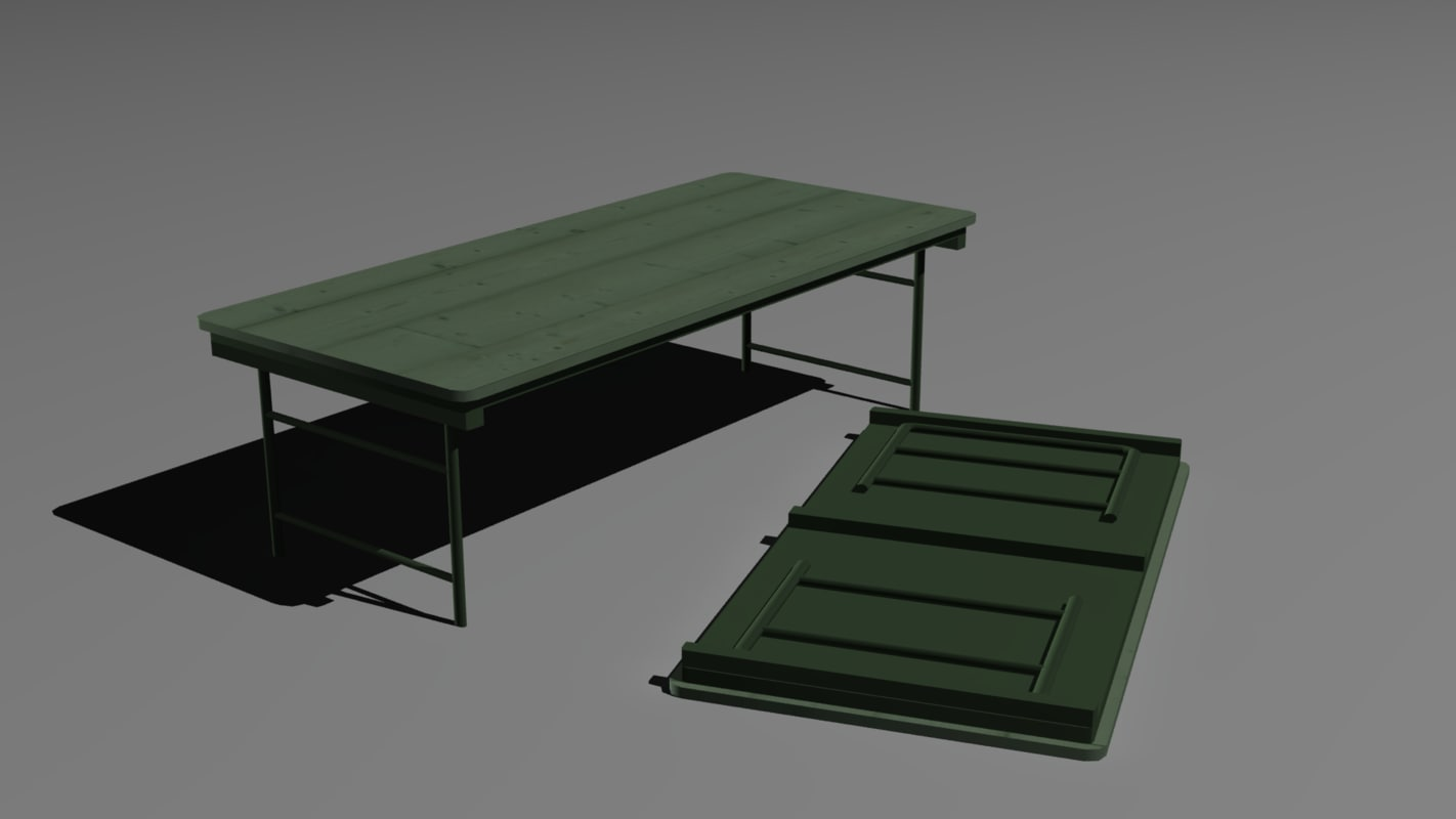 army table max