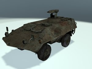 3ds max mowag tank
