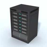 server 3d max