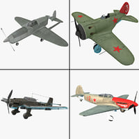World War II Aircraft Collection 2