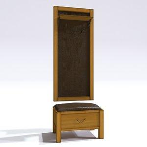 max mudroom cabinet lotos kombi