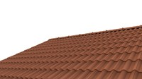 roof tile 3ds