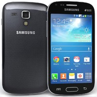 Samsung Galaxy S Duos 2 & Trend Plus Black