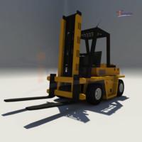 3d forklift fork lift
