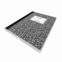 3d model composition notebook