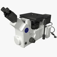 3d inverted metallurgical microscope olympus model