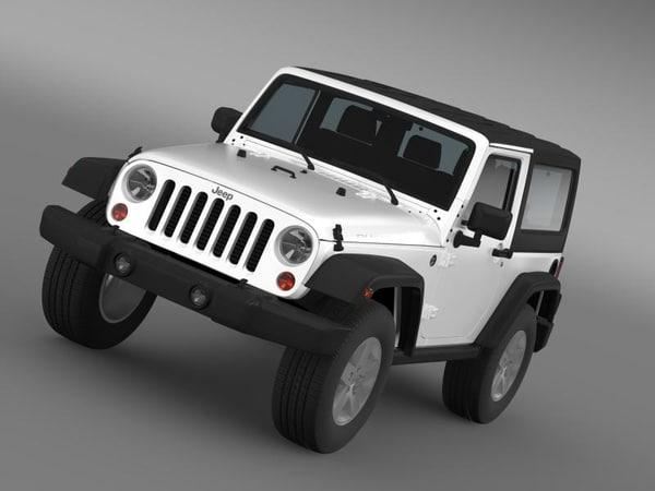 max jeep rubicon 2007 wrangler