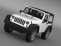 3ds max jeep wrangler uk sport