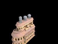 konohabuilding2 uvw building 3d max