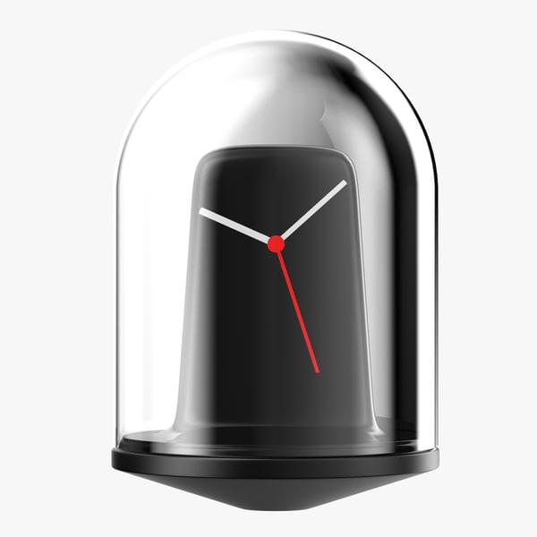 mantel clock 3ds