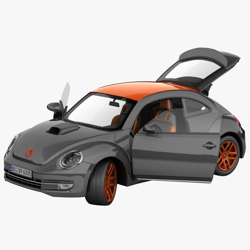 max volkswagen beetle 2012 tunned