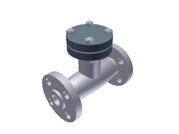 3ds max check omb valve