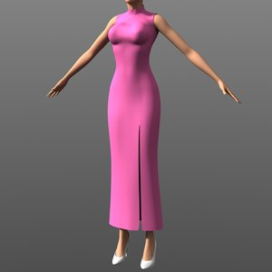 3d - clothing model