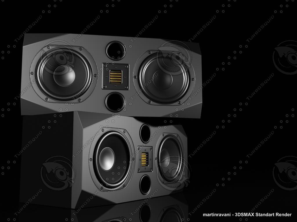 speakers adam p33a-b 3ds