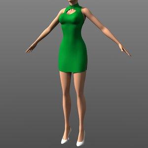 - clothing obj