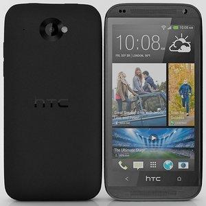 htc desire 601 black max