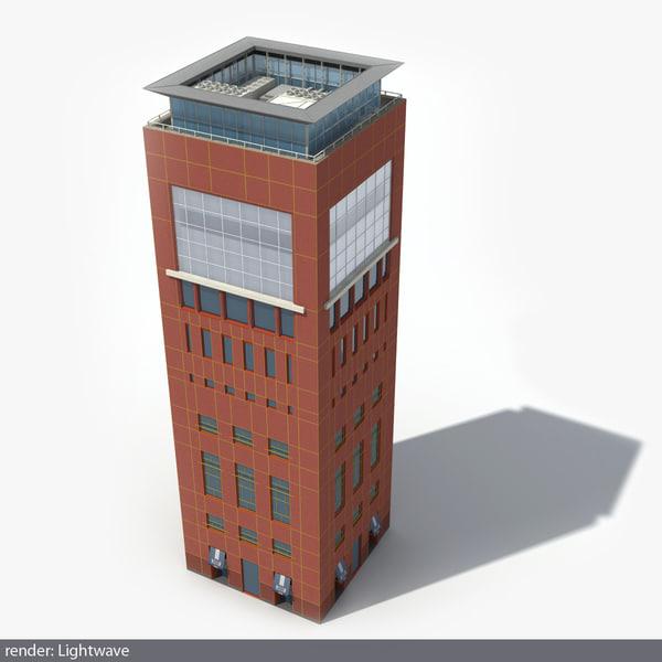 shiseido building lwo